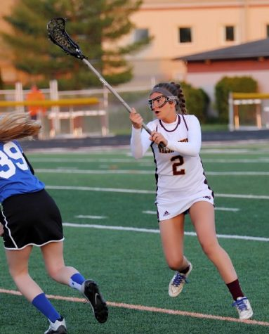 Women's lax has sights on playoffs
