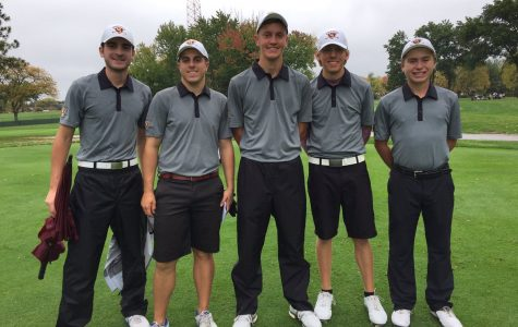 2016 Golf Team Victorious at North Coast League Competition