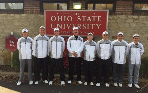 Mens Golf Warriors Place Fifth at States