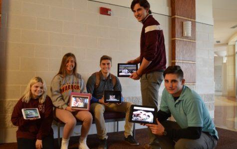 WJ student video awards