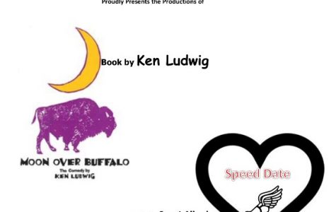"""CenterStage presents  Moon Over Buffalo and """"Speed Date"""""""