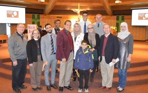 Muslim student inspires people of faith