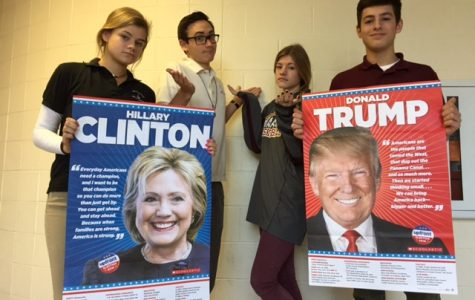 Presidential election impacts high school students, all Americans