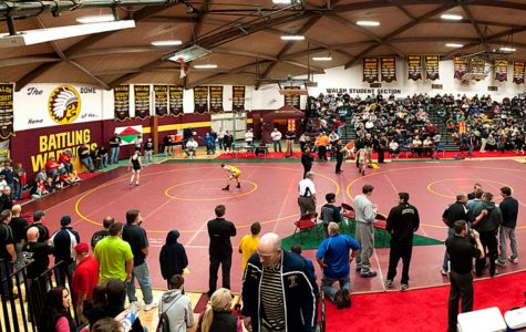 WJ hosts Ironman Wrestling Tournament