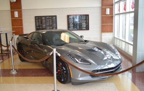 The Corvette in the Commons