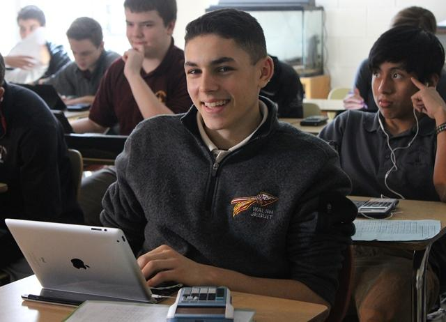 Jared Hudak, sophomore