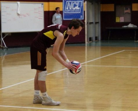 Men's volleyball sets, spikes, and serves up another great season