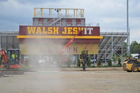 Hype over new All Sports Complex as Warriors take on Irish [Video]