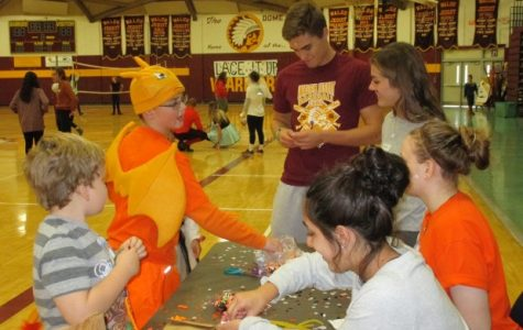Buddy Club spreads kindness, touches hearts
