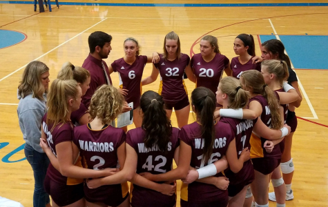 Lady Warrior's volleyball serves up wins