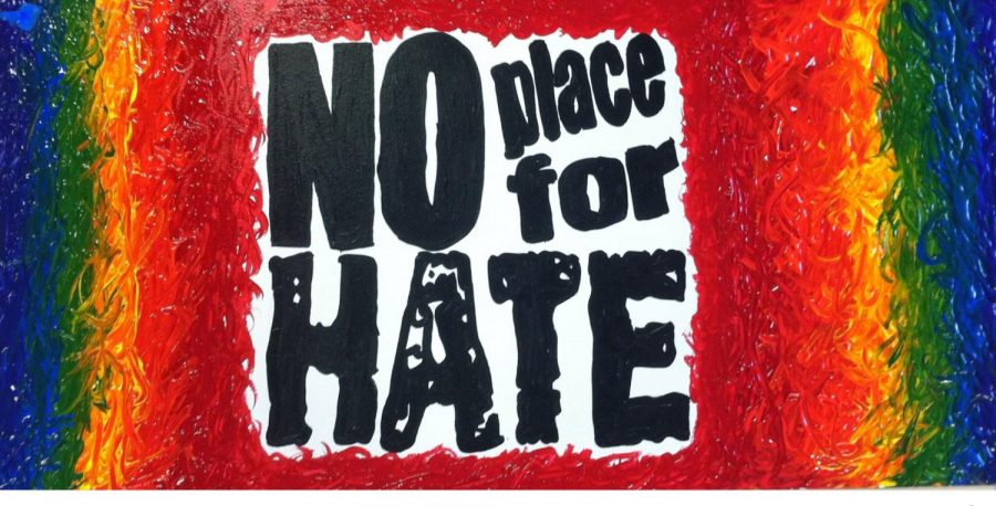 No Place for Hate rally inspires, calls to action