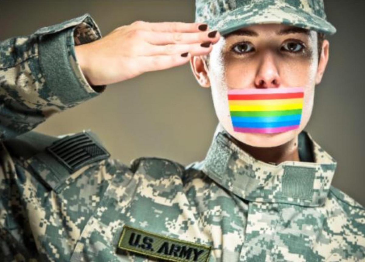 Trump bans transgender people serving in the military