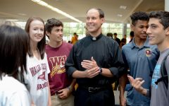 Fr. Carr: The man behind the collar