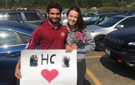 Public Homecoming proposals: romantic or risky?