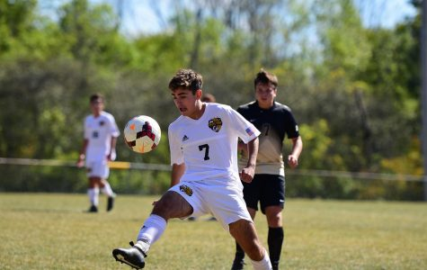 Men's soccer scores a memorable season, winning record