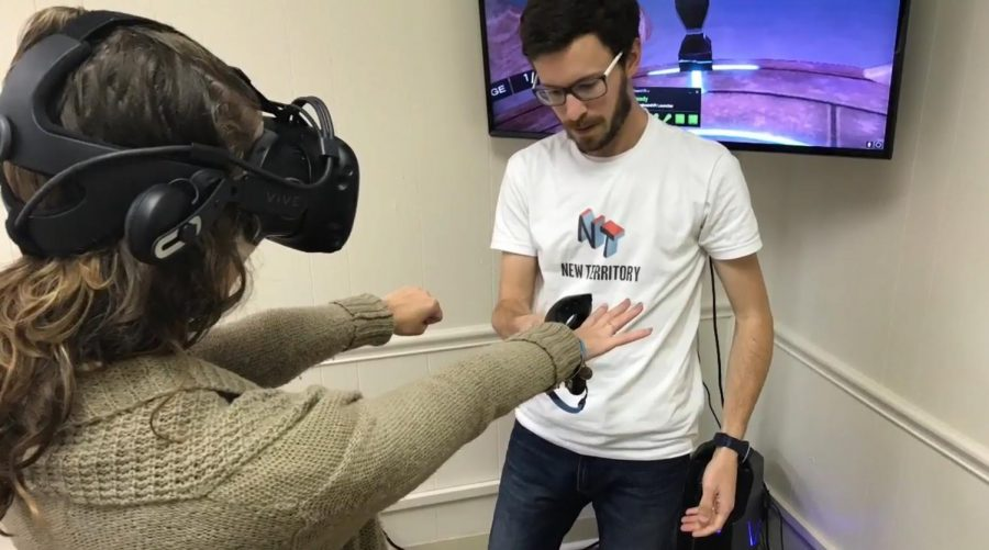 Virtual reality arcade opens in Cuyahoga Falls [Video]