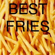 Who's got the best fries around? [Video]