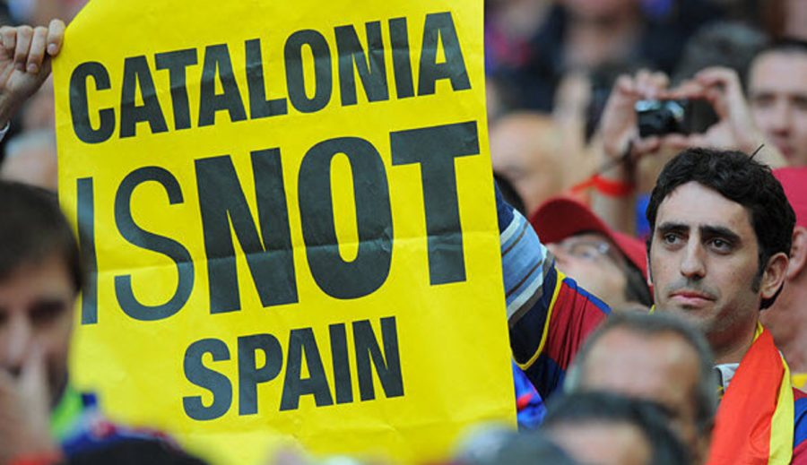Catalonia's fight for independence