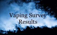 Vaping survey results