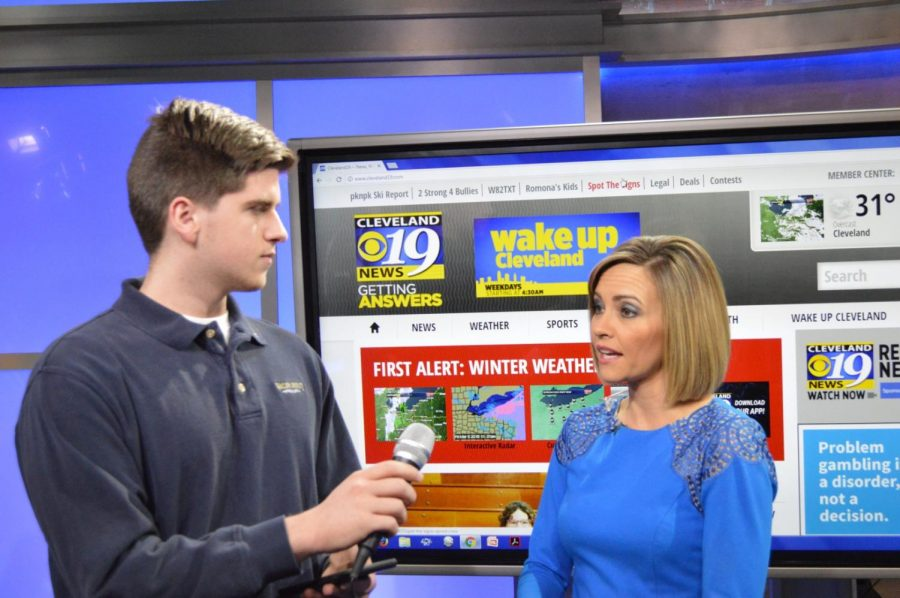 Journalism comes to life at Channel 19 [Video]
