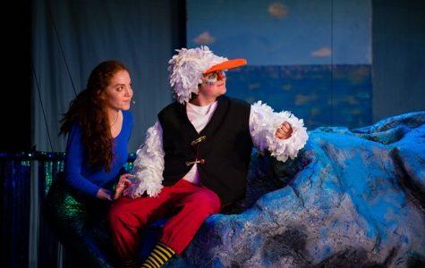 """""""Little Mermaid"""" makes a splash on stage"""