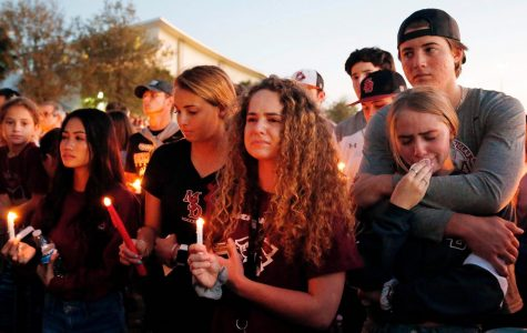 Florida school shooting shocks nation