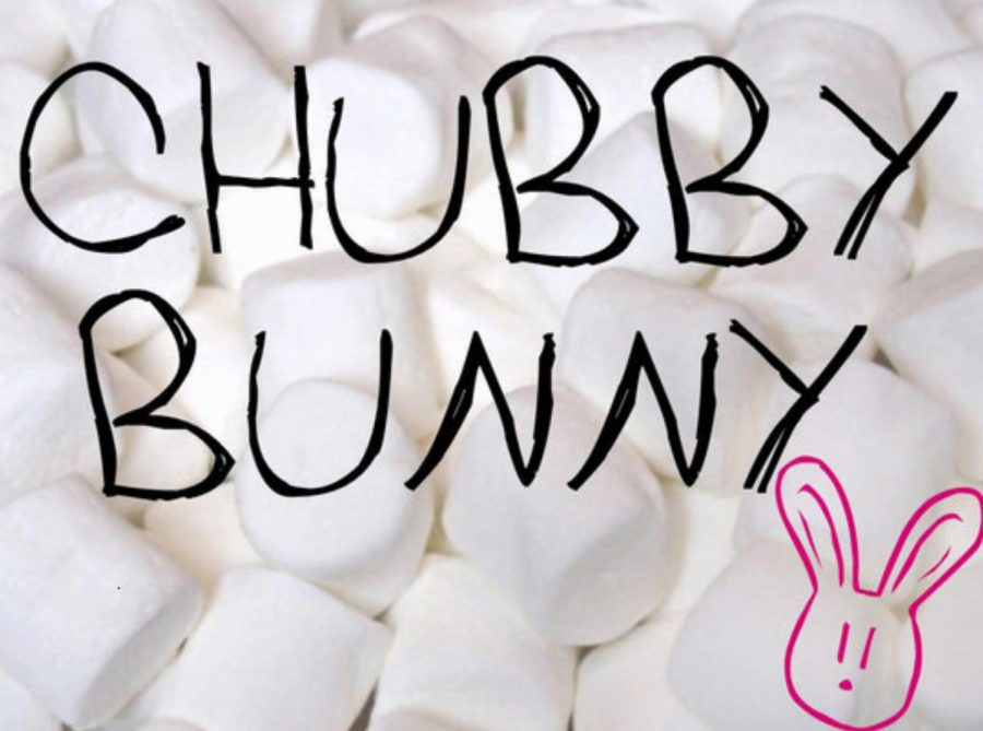 Warrior in the Hall: Chubby Bunny Challenge [Video]