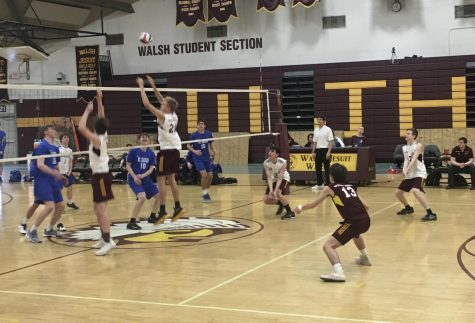 Boys Volleyball hosts Jesuit Cup 2018