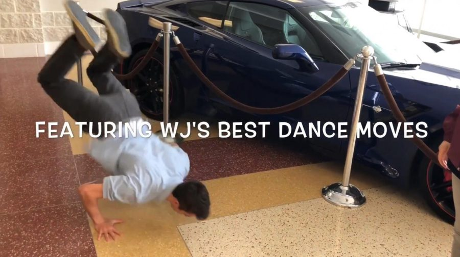 Warrior in the Hall: Your best dance moves