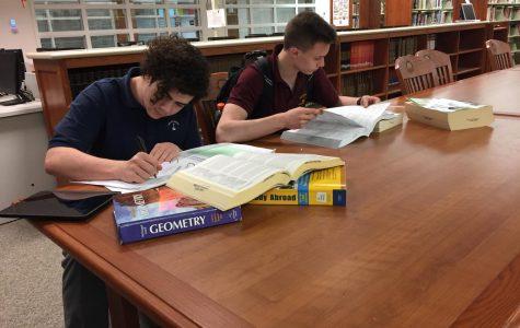 Final Exams…Aaack! Help!