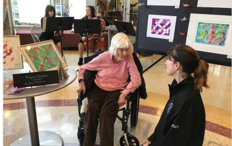WJ hosts special art show