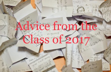 Advice from the Class of 2017