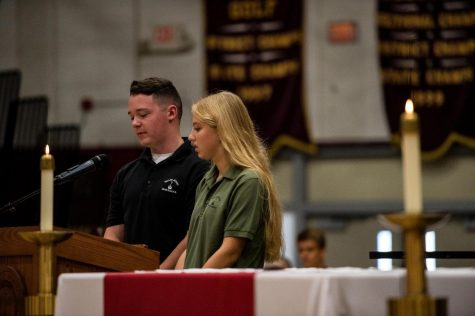 Mass of the Holy Spirit inspires new school year