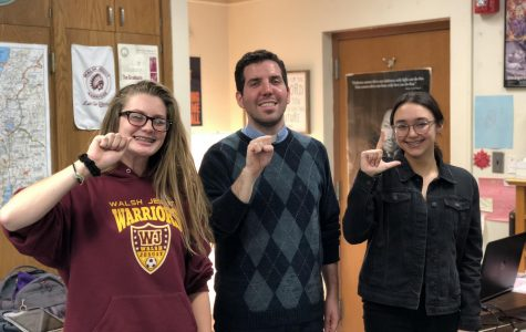 American Sign Language Club forms on campus