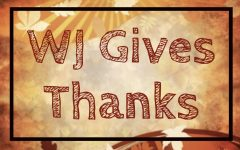 WJ Gives Thanks [Video]