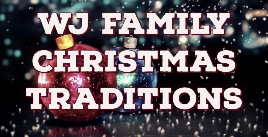 WJ Christmas traditions [Video]