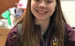 Chloe Gunther honored by Cleveland Diocese