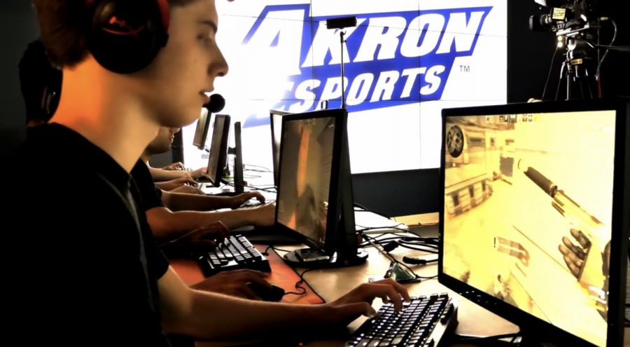 Intercollegiate eSports on the rise