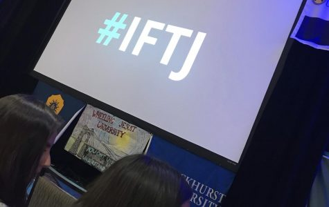 "The theme of the 2018 IFTJ, ""discipleship at the crossroads,"