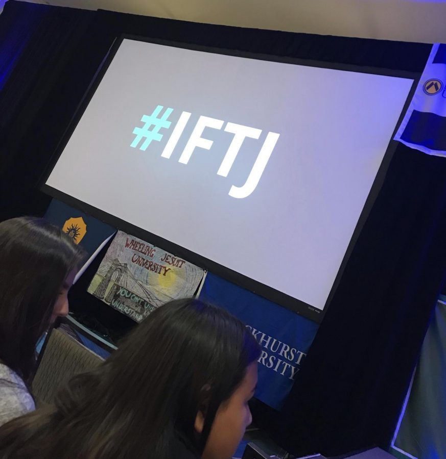The+theme+of+the+2018+IFTJ%2C+%E2%80%9Cdiscipleship+at+the+crossroads%2C%22+invites+listeners+to+take+action+and+become+advocates.