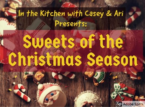 Sweets of the Christmas season