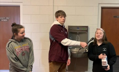 Warrior in the Hall: Favorite water fountains [Video]