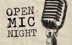 Open Mic Night 2019