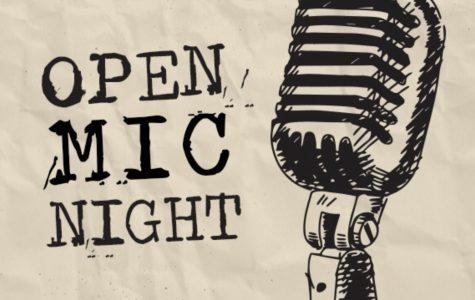 Open Mic Night 2019
