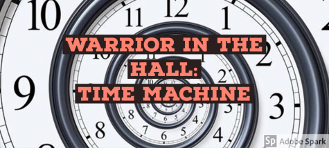 Warrior in the Hall: What will you be for Halloween?