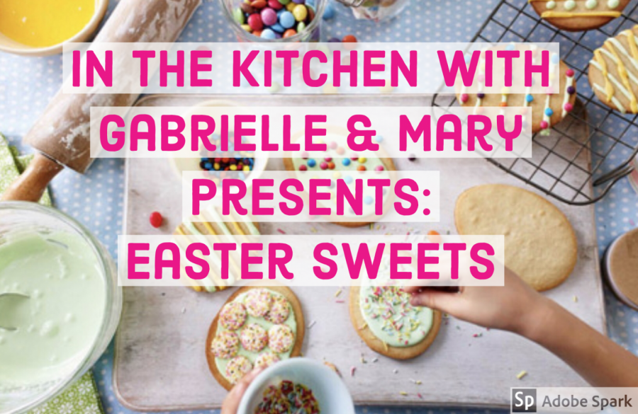In the Kitchen Presents: Easter Sweets