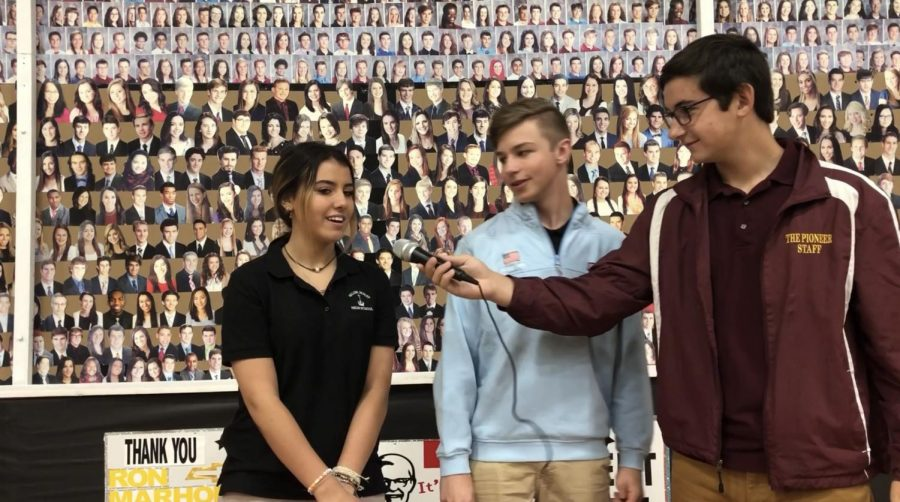Warrior in the Hall: Highlights of the school year