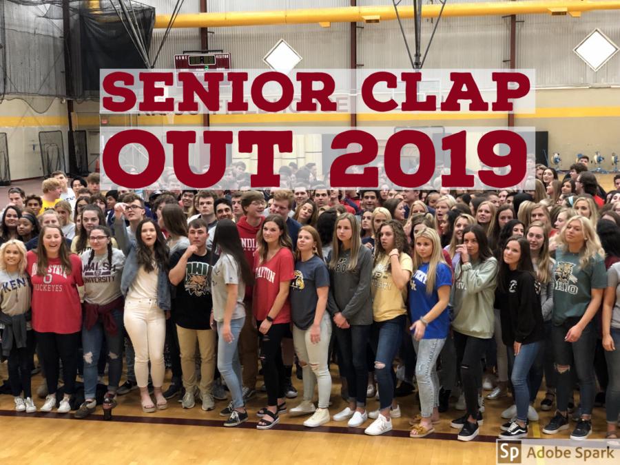 Senior Clap Out 2019
