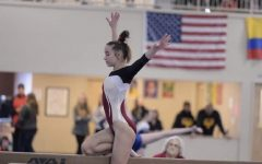 Gymnasts vault to varsity status
