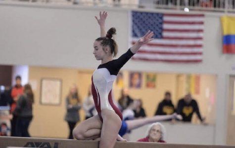 Gymnasts vault to varsity status